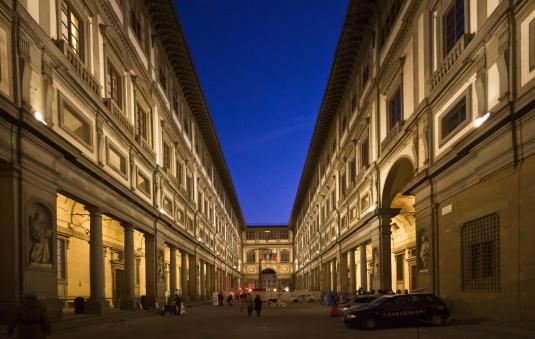 An Evening Guided Tour of The Uffizi Gallery